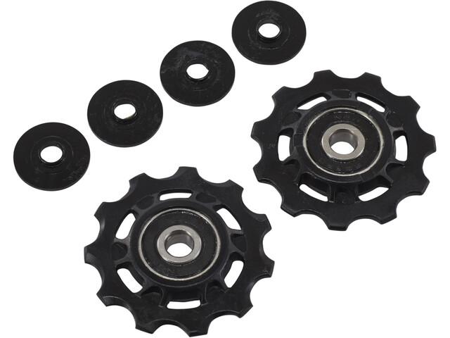 SRAM Pulleyhjul sæt X9 X7 2010-2013, black